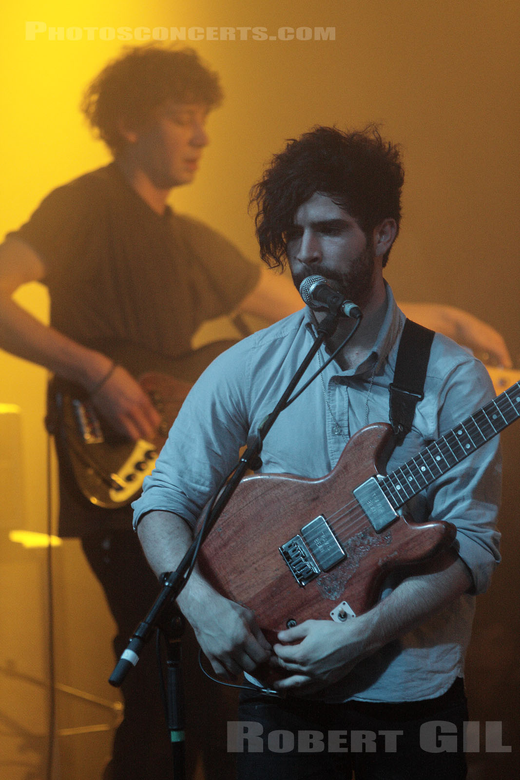 FOALS - 2008-11-15 - PARIS - La Cigale